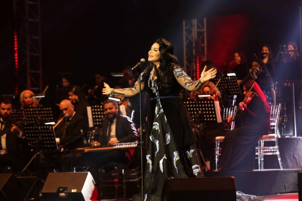Platinum Gala Event- Ahlam 2