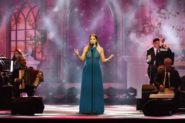Platinum Gala Event- Carole Samaha 2