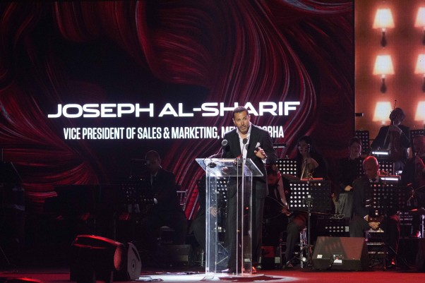 Platinum Gala Event- Joseph Al Sharif- District One 2
