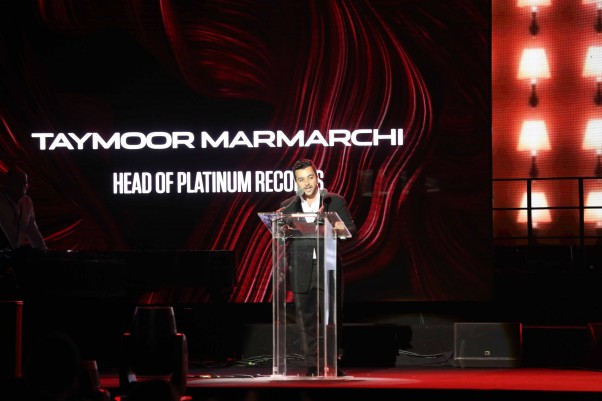 Platinum Gala Event- Taymoor Marmarchi- Head of Platinum