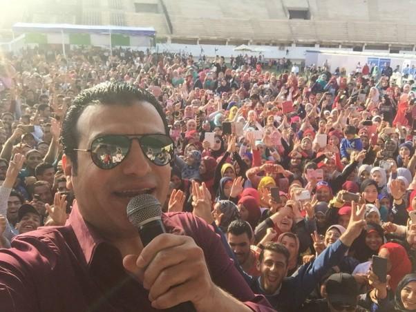 Music Nation - Ehab Tawfik - Concert - Egypt (1)