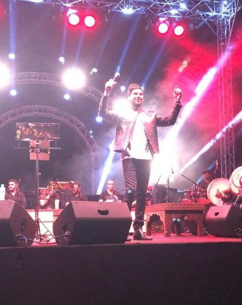 Music Nation - Waleed Al Shami - Concert - Dubai