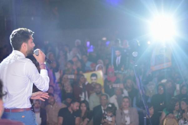 Music Nation - Mohammed Abbas - Concert - Egypt (4)