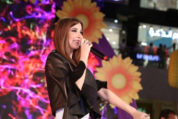 Music Nation - Nancy Ajram - Concert - UAE (1)