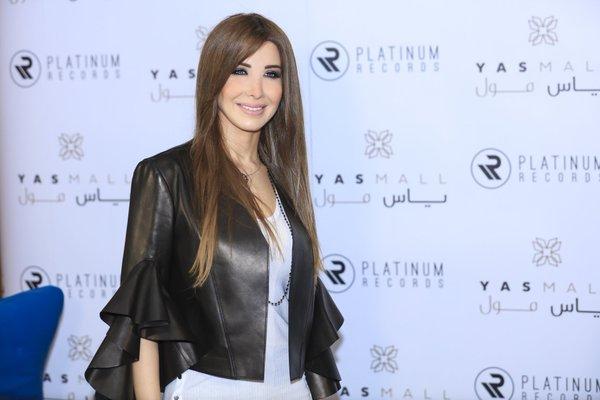 Music Nation - Nancy Ajram - Concert - UAE (4)