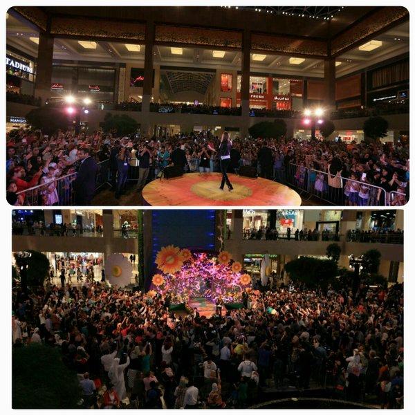 Music Nation - Nancy Ajram - Concert - UAE (5)