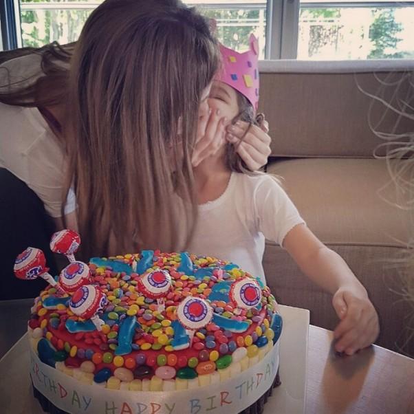 Music Nation - Nancy Ajram - Daughter - Ella - Birthday (1)
