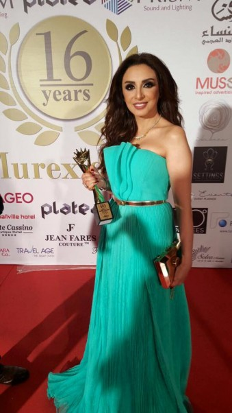 Music Nation - Angham - Murex D'or (1)
