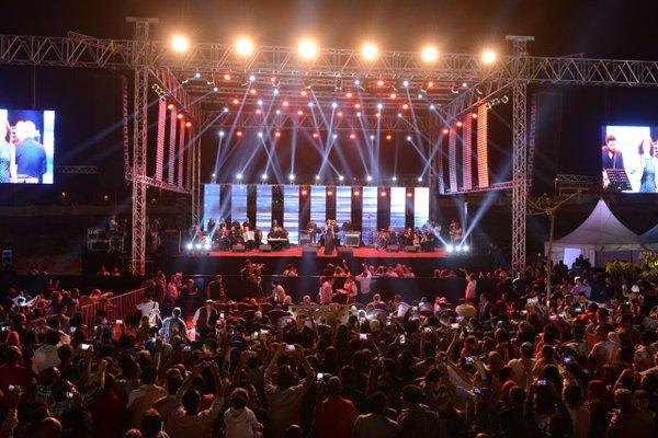 Music Nation - Nancy Ajram - Concert - Egypt (2)