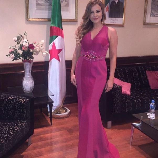 Music Nation - Carole Samaha - Concert - Algeria (2)