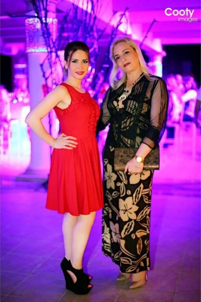 Music Nation - Kenza Morsli With Her Mother