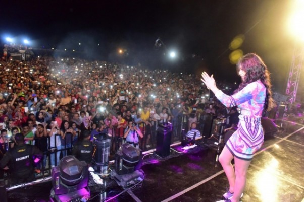 Music Nation - Haifa Wehbe - Concert - Egypt - Eid Fitr (3)