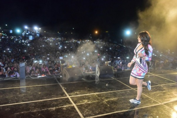 Music Nation - Haifa Wehbe - Concert - Egypt - Eid Fitr (4)