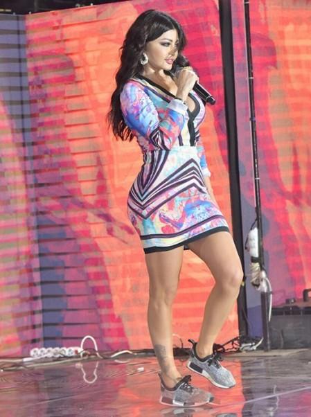 Music Nation - Haifa Wehbe - Concert - Egypt - Eid Fitr (5)