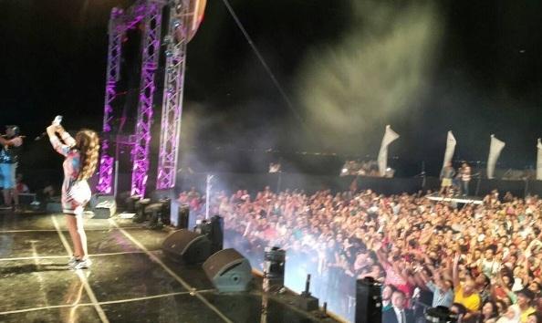 Music Nation - Haifa Wehbe - Concert - Egypt - Eid Fitr (6)