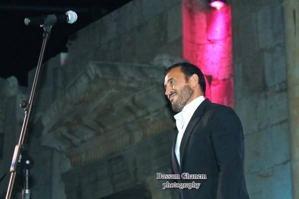 Music Nation - Kadim Al Sahir - Concert - Jerash Festival (1)
