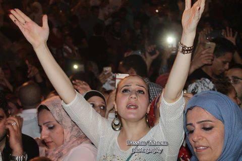 Music Nation - Kadim Al Sahir - Concert - Jerash Festival (2)