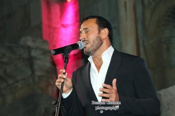 Music Nation - Kadim Al Sahir - Concert - Jerash Festival (3)