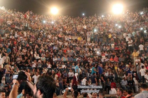 Music Nation - Kadim Al Sahir - Concert - Jerash Festival (7)