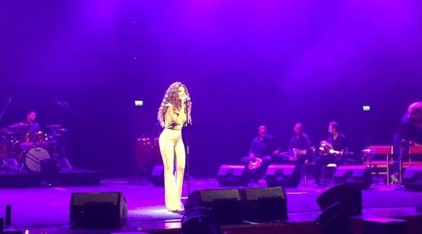 Music Nation - Myriam Fares - Concert - UAE (2)