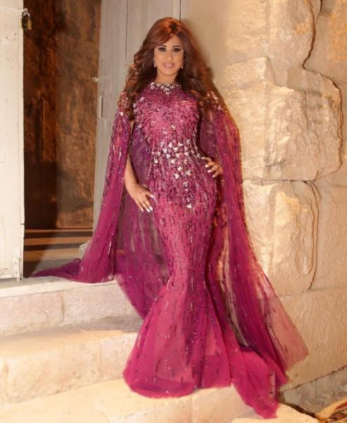 Music Nation - Najwa Karam - Jerash Festival (3)