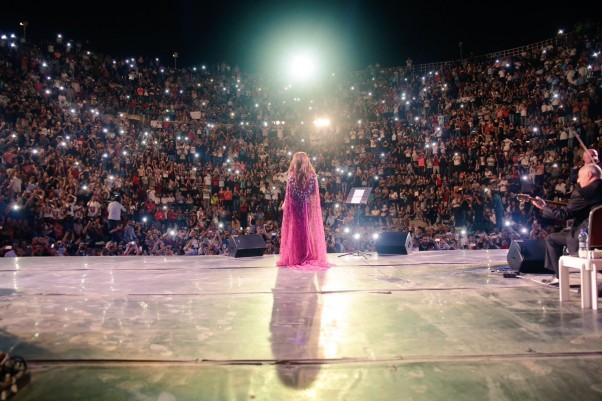 Music Nation - Najwa Karam - Jerash Festival (5)