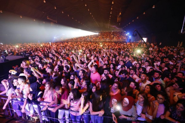 Music Nation - Omar Karam - Concert - Aghani Aghani Oriental Night 10 (4)