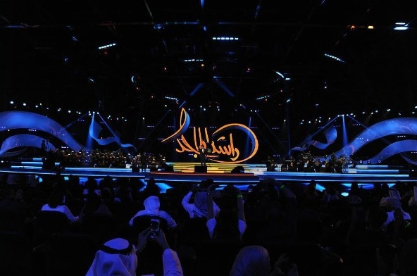 Music Nation - Rashed Al Majed - Concert - UAE - Eid Fitr (3)