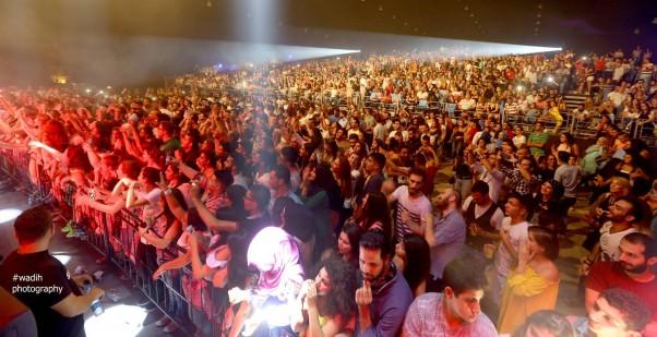 Music Nation - Saad Lamjarred - Concert - Beirut Holidays Festival (2)