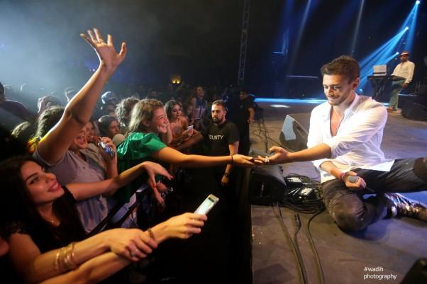 Music Nation - Saad Lamjarred - Concert - Beirut Holidays Festival (3)