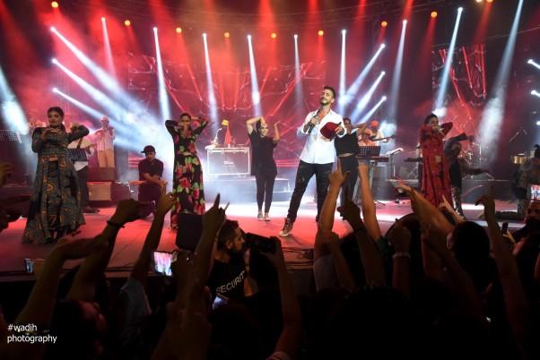 Music Nation - Saad Lamjarred - Concert - Beirut Holidays Festival (8)
