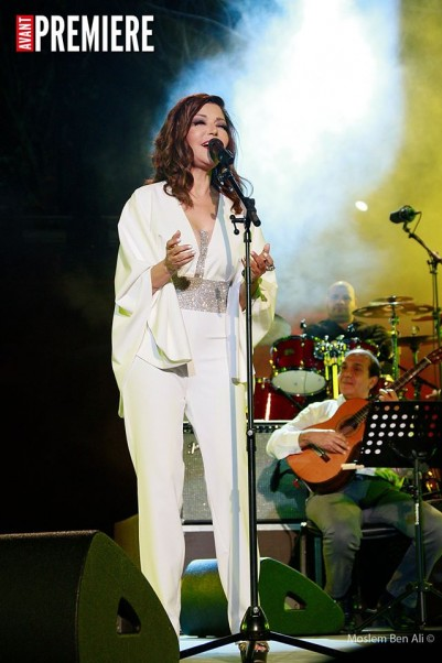Music Nation - Samira Said - Concert - Carthage International Festival (2)