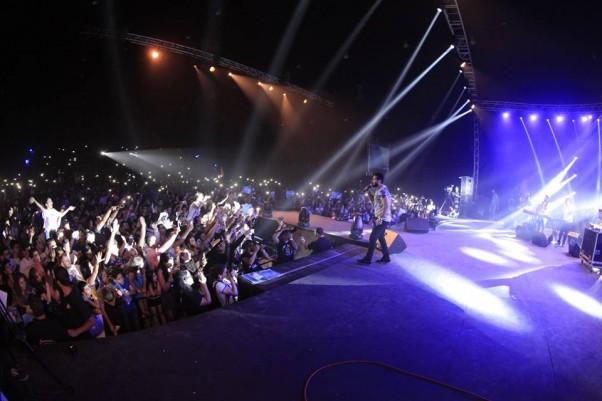 Music Nation - Tamer Hosny - Concert - Beirut Holidays Festival (10)