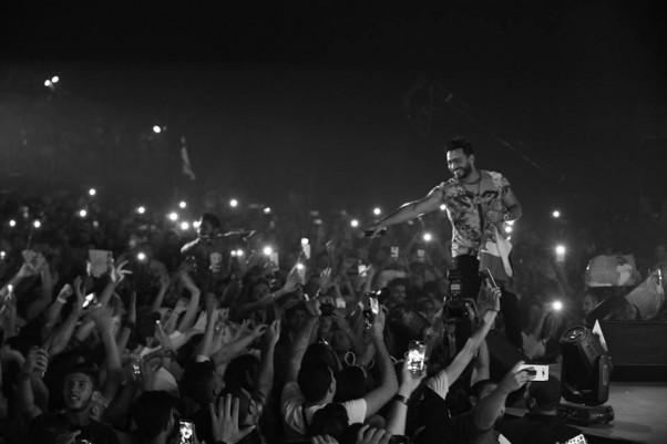 Music Nation - Tamer Hosny - Concert - Beirut Holidays Festival (2)