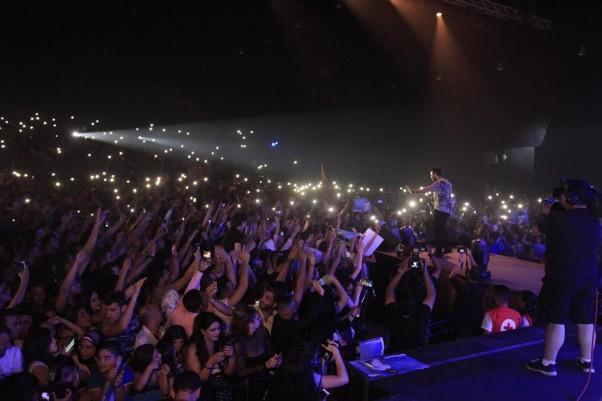 Music Nation - Tamer Hosny - Concert - Beirut Holidays Festival (4)