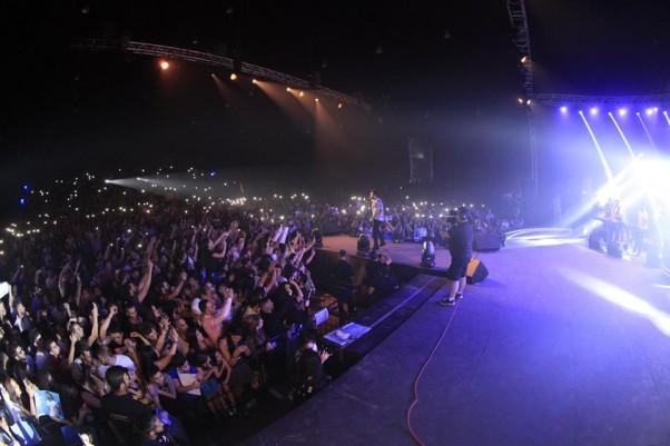 Music Nation - Tamer Hosny - Concert - Beirut Holidays Festival (5)