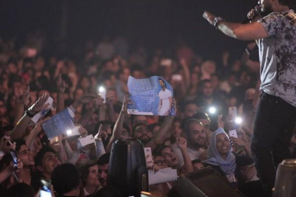 Music Nation - Tamer Hosny - Concert - Beirut Holidays Festival (6)