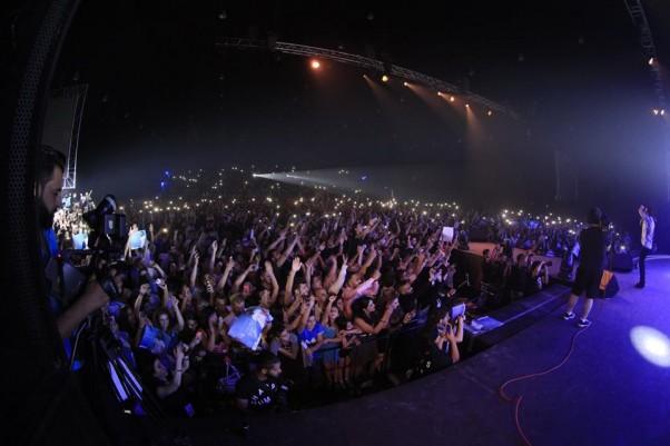 Music Nation - Tamer Hosny - Concert - Beirut Holidays Festival (8)