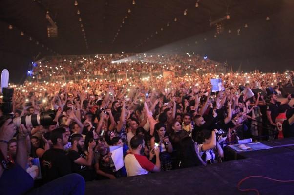 Music Nation - Tamer Hosny - Concert - Beirut Holidays Festival (9)