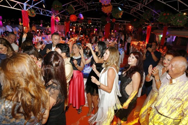Music Nation - Fahad & Mona Zahid - Cannes Event (21)
