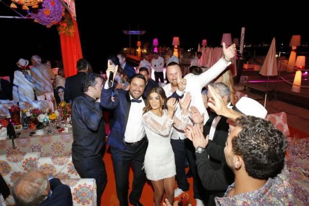 Music Nation - Fahad & Mona Zahid - Cannes Event (5)