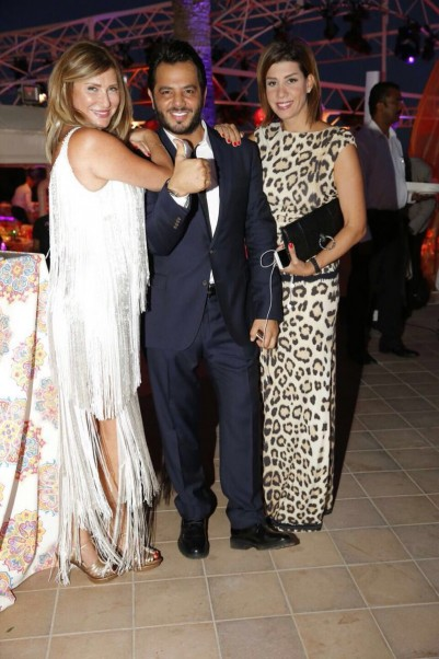 Music Nation - Fahad & Mona Zahid - Cannes Event (8)