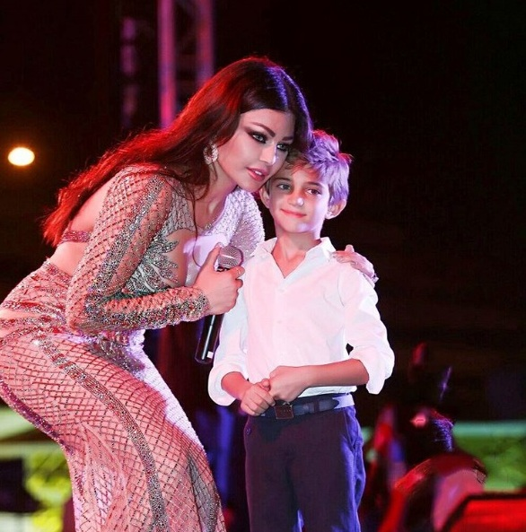 Music Nation - Haifa Wehbe - Concert - Riviera Hotel (122)