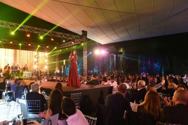 Music Nation - Nancy Ajram - Concert - Le Clos De Faqra (4)