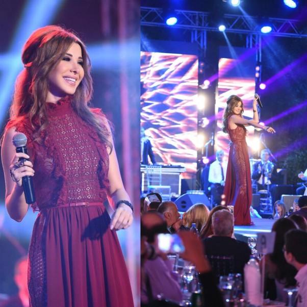 Music Nation - Nancy Ajram - Concert - Le Clos De Faqra (5)