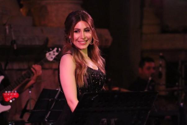 Music Nation - Yara - Jerash Festival (1)