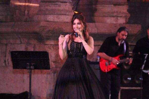Music Nation - Yara - Jerash Festival (2)