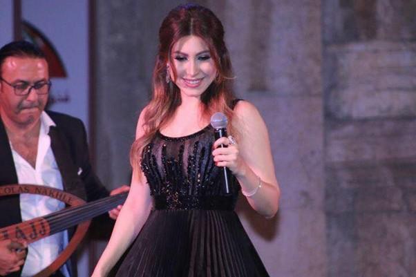 Music Nation - Yara - Jerash Festival (3)