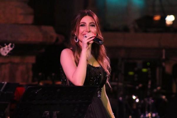 Music Nation - Yara - Jerash Festival (4)