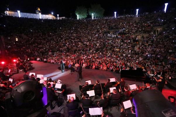 Music Nation - Yosra Mahnouch - Concert - Carthage International Festival (3)